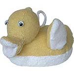 Terry Cloth Duck Sponge