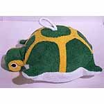 Terry Cloth Turtle Sponge