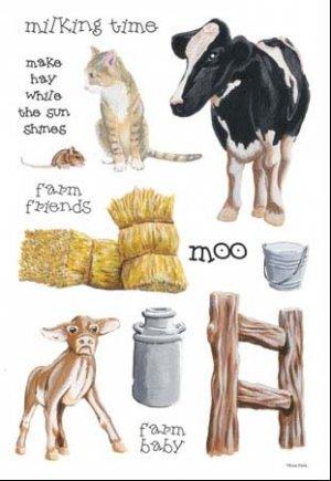 Cow Sticker Pack