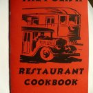 POLISH RESTAURANT COOKBOOK By Jonathan Becklar