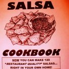 THE ULTIMATE SALSA COOKBOOK By James Osbourne Enriquez