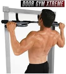 Door Gym Pull Up Bar