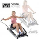 Stamina 1215 Orbital Rowing Machine with Free Motion Arms & Thick Padded Seat