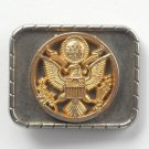 Vintage Great Seal of the United States Army belt buckle