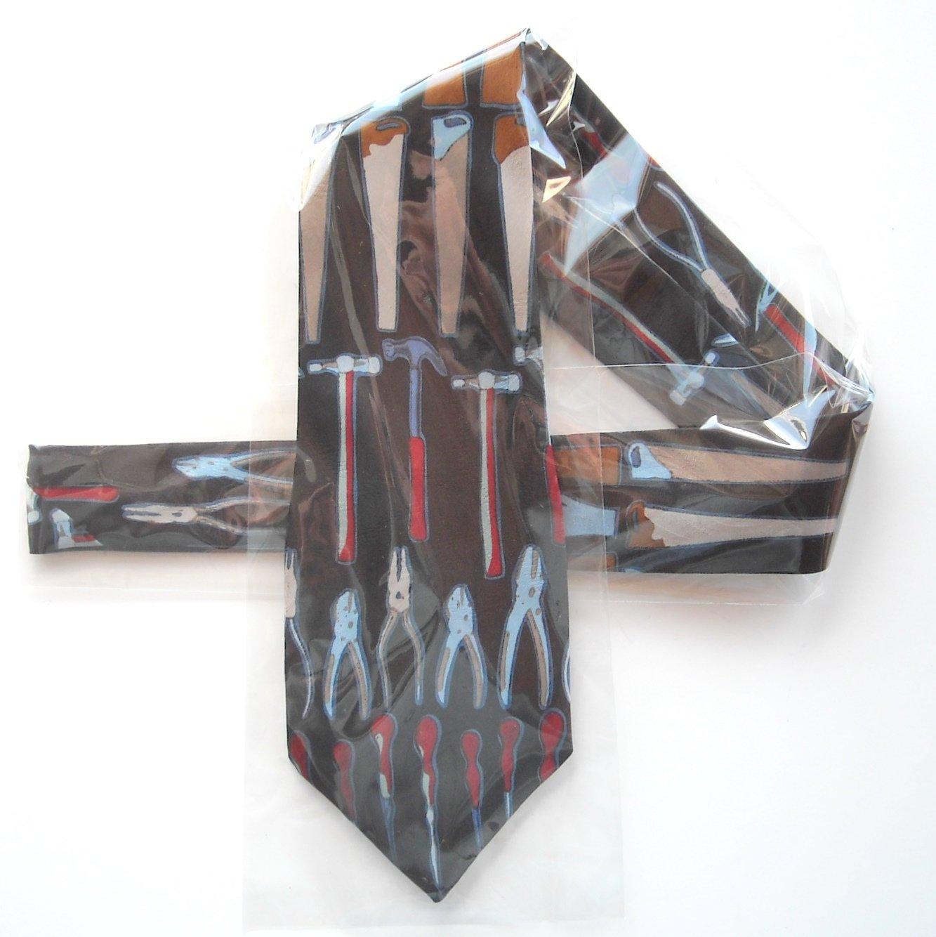 Momento Uno Tool Man Mens Necktie Tie