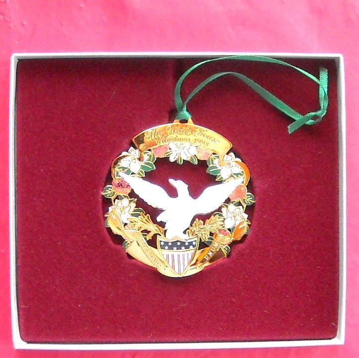 XXX Christmas 1998 The White House Historical Association ornament