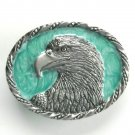 American Bald Eagle 3D Katz metal alloy belt buckle
