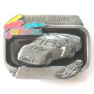 Geoff Bodine American Legends Nascar Exide 7 Limited Edition 498 Belt Buckle