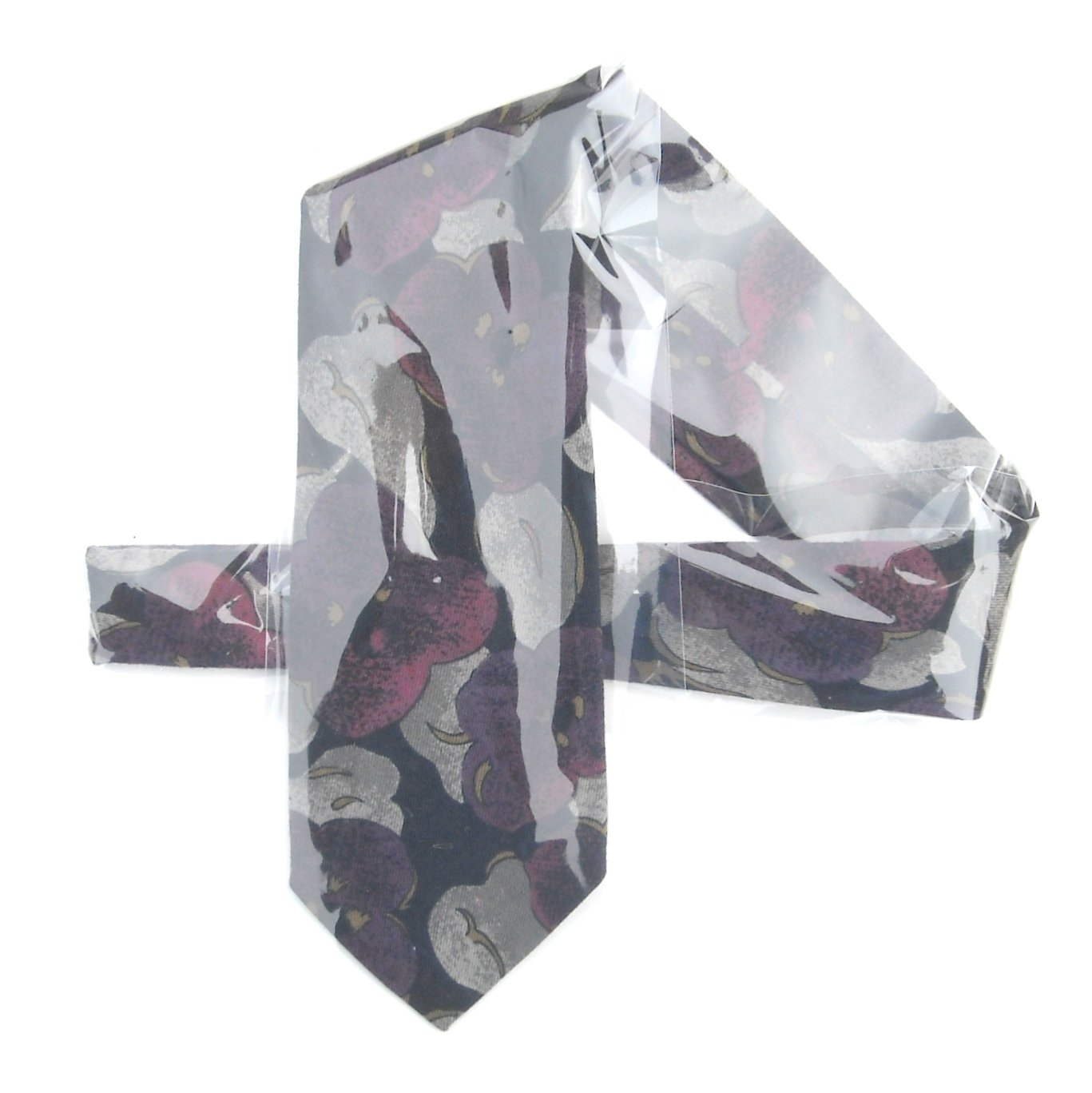 Vintage Generra Fall Colors Mens Necktie Tie