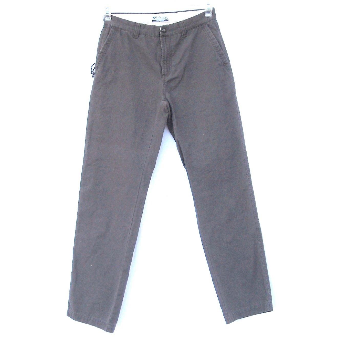 Columbia Sportswear Misses Womens Dark Pants Size 6
