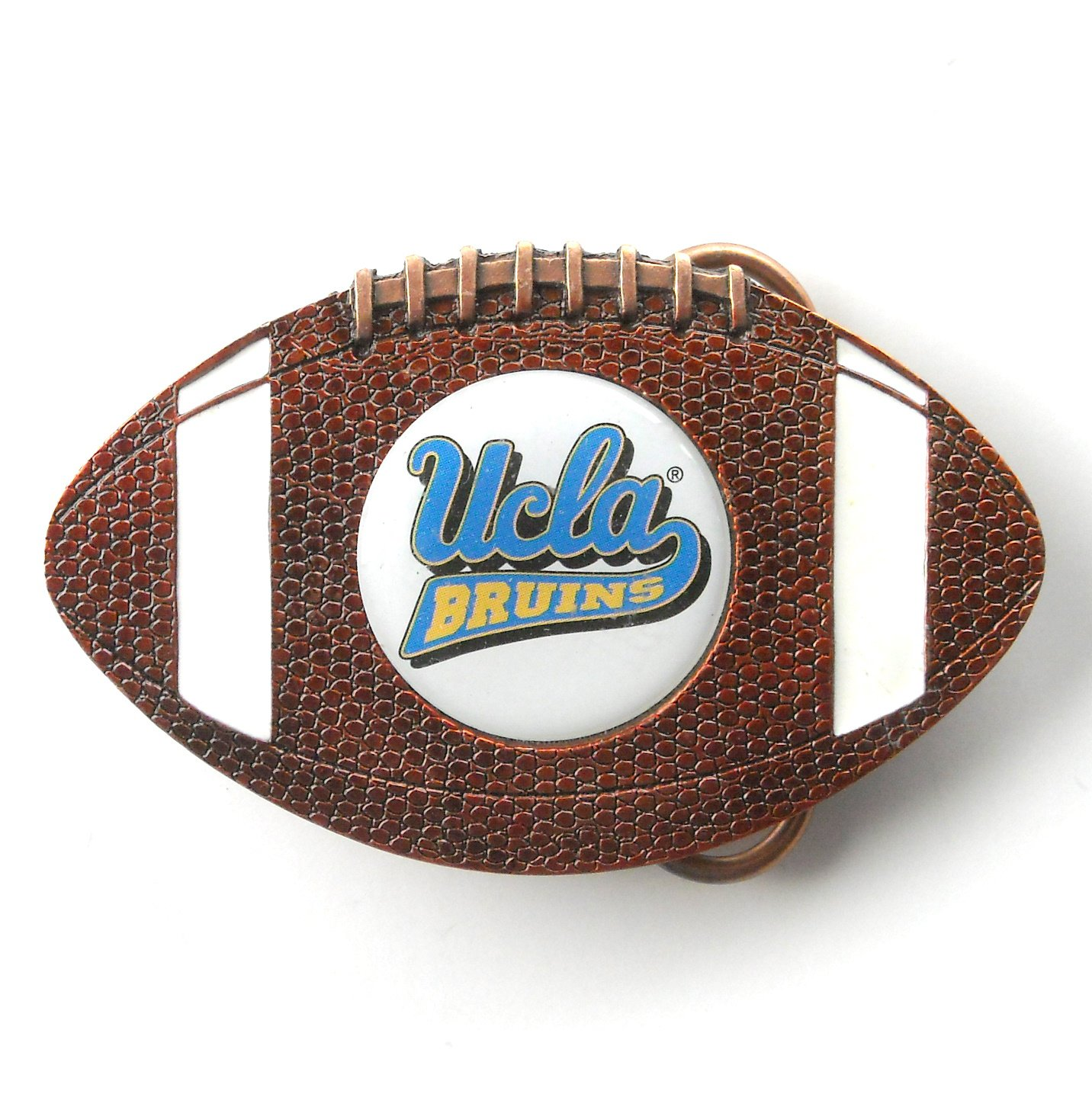 UCLA Bruins NCAA Bergamot Belt Buckle