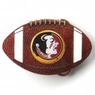 Bergamot Florida State University Seminoles mens belt buckle