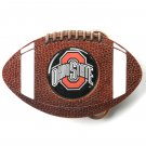 Bergamot Ohio State Buckeyes University mens belt buckle