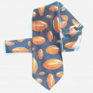 Vintage A Rogers Design Football Men's Necktie Tie