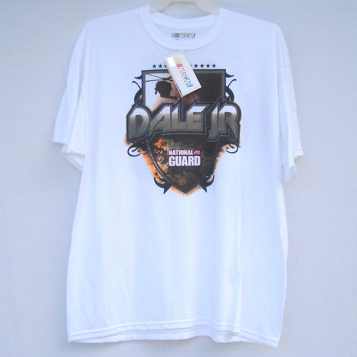 Dale Earnhardt Jr #88 National Guard Nascar Winners Circle T Shirts size XL