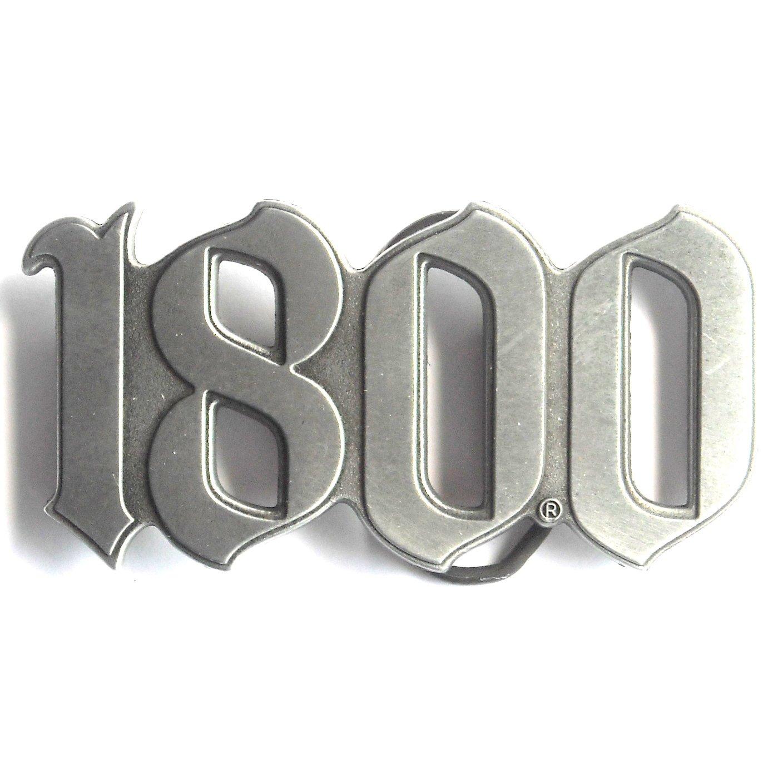 Original 1800 Tequila Brand Exclusive 1800 Belt Buckle