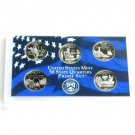 United States Mint 50 State Quarters Proof set 2003