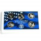 United States Mint 50 State Quarters Proof set 2004