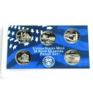 United States Mint 50 State Quarters Proof set 2005