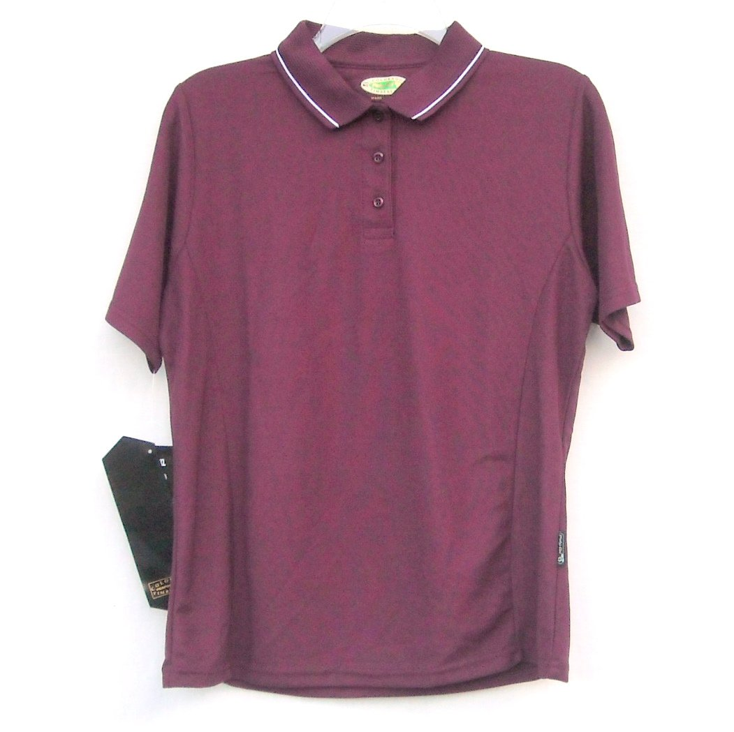 Colorado Timberline Poly-Dri Golf Polo Shirt Size M MD