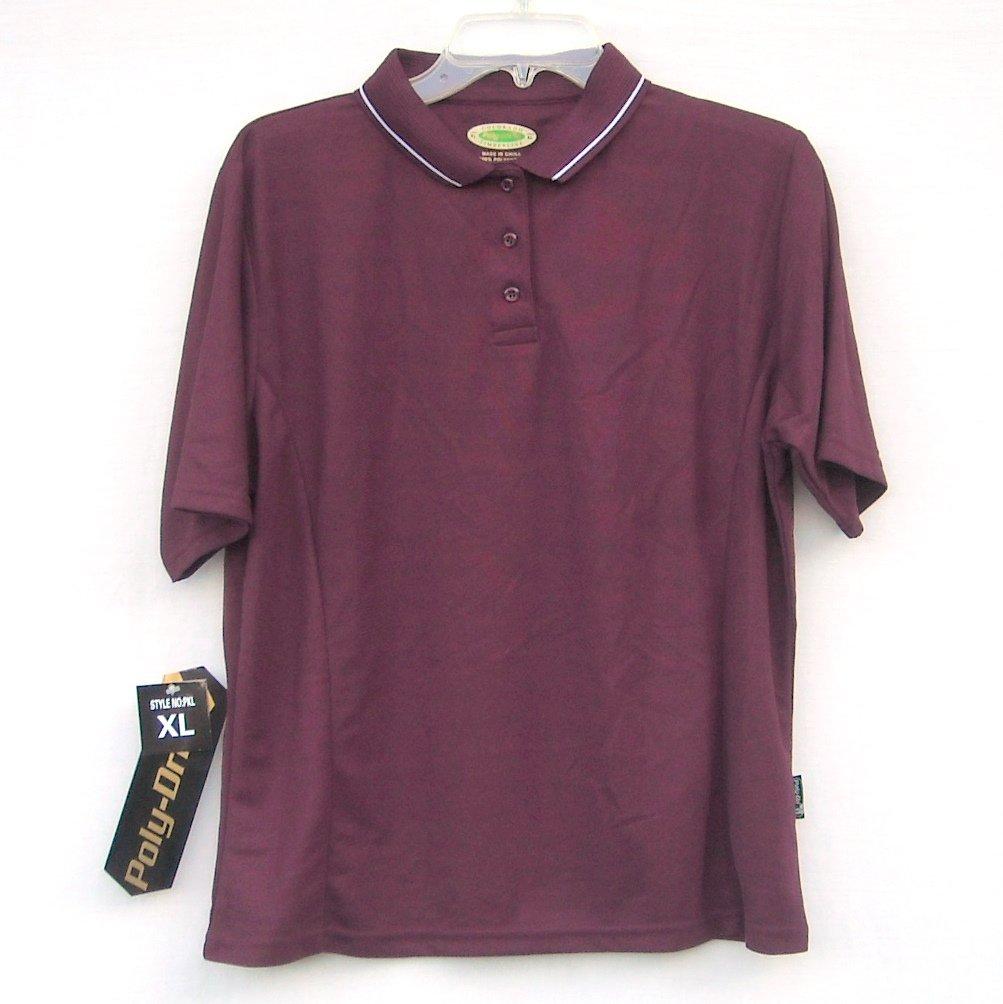 Colorado Timberline Poly-Dri Golf Polo Shirt Size XL
