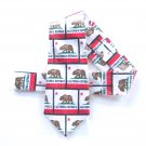 Fratello Vintage California Republic mens necktie tie