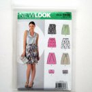 Simplicity New Look Misses Skirts Six Sizes In One Size 6 8 10 12 14 16 Sewing Pattern 6969