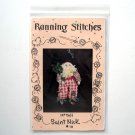 Running Stitches 1995 Saint Nick Doll Crafts pattern # 111