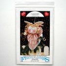 Finders Keepers 1989 Yuletide Faerie Starcatcher Angel Crafts pattern # 167