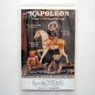 Gooseberry Hill 1989 Napoleon Grand Old Style Doll Crafts Pattern # 157