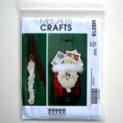 McCalls Crafts 2010 Christmas Decorations Sewing Pattern M 6216