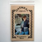 Oatmeal Originals 1988 Possibilities Shirt Crafts Pattern # OO6