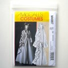 McCalls Misses Renaissance Dresses Size EE 14 - 20 Sewing Pattern 4997