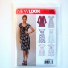 Simplicity New Look Misses Dresses Six Sizes In One Size A 6 - 16 Sewing Pattern 6887