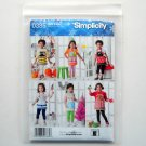 Childrens Custume Aprons Simplicity Sewing Pattern 0385