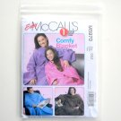 Blanket In Three Lengths McCalls Easy Sewing Pattern M5970