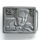 King Of Rock N Roll USA #6368 Pewter alloy belt buckle