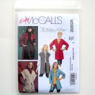 Misses Cardigans In 2 Lengths And Belt Size 4 - 14 McCalls Sewing Pattern M5932