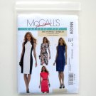 Misses Dresses Classic Fit Size 16 - 22 McCalls Sewing Pattern M6028