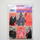 Child Halloween Costumes Size 3 - 8 Simplicity Sewing Pattern 3595