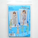 Misses Miss Petite Dresses Project Runway Size D5 4 - 12 Simplicity Sewing Pattern 2175