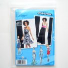 Misses Dresses 2 Lengths Project Runway Size P5 12 - 20 Simplicity Sewing Pattern 2212