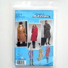 Misses Miss Petite Coats Project Runway Size D5 4 - 12 Simplicity Sewing Pattern 2311