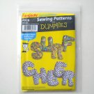 Crafts Alphabet Pillows Simplicity Sewing Pattern Dummies 4928