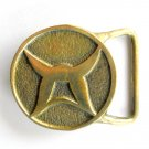 Unique Vintage Laurie Star Solid Brass alloy belt buckle