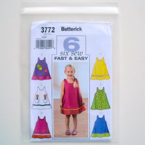 CHILDRENS DRESS PATTERNS | Browse Patterns