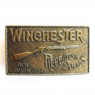 Winchester New Haven Connecticut belt buckle