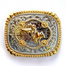 Wrangler Bull Riding belt buckle