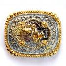 Wrangler Bull Riding belt buckle