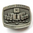 John Deere Brand Limited Edition Pewter belt buckle